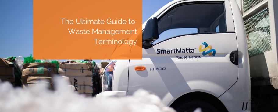 The ultimate guide to waste management terminology